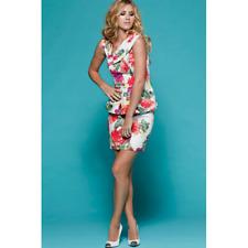 PINK RUBY - Gardenia Peplum Dress *Clearance* BNWT