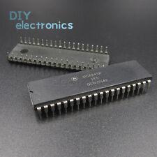 1PCS/5PCS MC6845P MC6845 6845P DIP-40 MOS(N-Channel, Silicon-Gate) IC