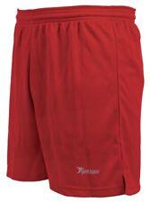 Precision Madrid Shorts - Red Football  Soccer