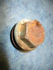 OIL DRAIN MAGNETIC PLUG BOLT YAMAHA XS650 XS 650 1980 80