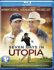 Seven Days in Utopia (Blu-ray Disc, 2012)