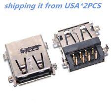 2PCS* USB JACK 2.0 Charging port FOR Asus A53S A43 X43 A53 A42D X42D