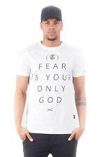 Rocawear Herren T-Shirt TEE SS R1708 T704 White Weiß