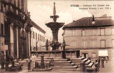#VITERBO: FONTANA DEL SEPALE ORA FONTANA GRANDE