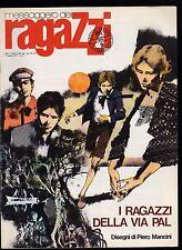 MESSAGGERO DEI RAGAZZI N. 27 SETTEMBRE 1979 DINO BATTAGLIA CAVAZZANO