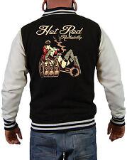 Elvis Presley Tattoo  2 Zipperjacke Schwarz Fun Kult biker rocker rockabilly