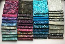 Batik Fabric Fat Quarters, FQ , Multi-buy discount