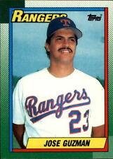 1990 Topps Baseball Base Singles #308-411 (Pick Your Cards)