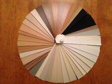 Melamine Pre Glued Iron on Edging Tape/Banding/Trim 22mm,30mm,40mm,48mm,50mm