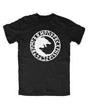 Futhark Geri Freki T-shirt Odin THOR Göring rune vichinghi Wacken Heavy Metal