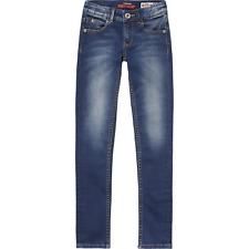 Vingino Mädchen Jeans Bettine dark blue used superskinny flex Gr.128 - 176 NEU