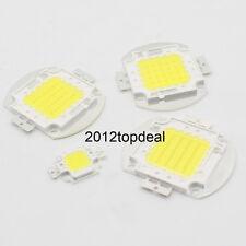 DC12V 10W 20W 30W 50W white/warm white High Power LED chip White bulb Flood