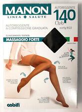 Sanagens elegant 140 collant velato 15 mmHg calza elastica compressione graduata