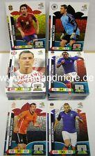 Adrenalyn XL EURO EM 2012 - Komplettset / Mannschaft aussuchen