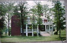 1950's McLean House, Appomattox, Va glossy postcard