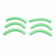Damen grün Ersatzgummi Ersatzpolster für Wimpernzange Wimpernformer 6 Pcs