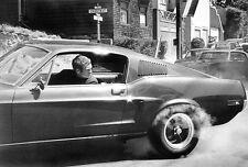 Steve McQueen - 1968 - Bullitt - Photo Poster