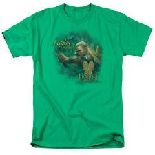 Hobbit Greenleaf T-Shirt Sizes S-3X NEW