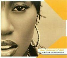 Missy Elliott-One Minute Man -Cds-  (UK IMPORT)  CD NEW