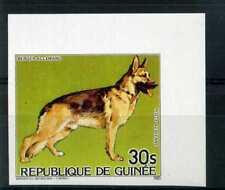 GUINEE 1985, timbre aérien 185 ND, Chien Berger, neuf**