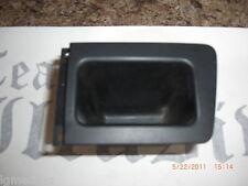 OEM USDM 96-98 Honda Civic hatchback EK radio climate control bezel pocket