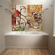 3D Bicicletta 3·Parete Murale FotoCarta da parati immagine sfondo muro stampa