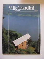 VILLE GIARDINI N° 167 CASA NEL VERDE GIUGNO 1982