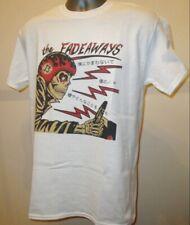 The Fadeaways Skeleton Racer Inspired Garage Punk Rock T Shirt Stooges Hives 223