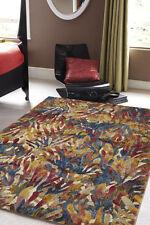 PREMIUM ABORIGINAL LOOK RUGS Floor Mat Carpet Modern Careved Soft U8 *FREE POST*