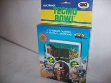 VIDEOGIOCO GIG TIGER TECMO BOWL
