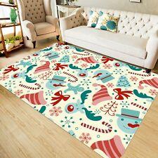 3D Christmas Xmas Abstract 23 Non Slip Rug Mat Room Mat Quality Elegant Carpet