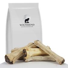 Kauknochen mit Pansen 15 cm Hundeknochen Rinderhaut Hundefutter Kausnack Rind