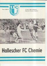 OL 79/80 1. FC Magdeburg - HFC Chemie