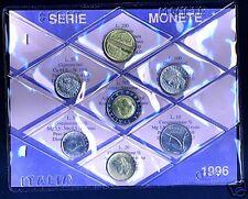 Mini Serie Divisionale Sigillata in FDC 1996