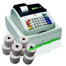 Fino a rotoli-OLIVETTI ECR 6100 ecr6100 ecr-6100 Cash Register ollivetti Oliveti