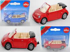 Siku Super 1056 VW New Beetle Cabrio 2.0, ca. 1:55