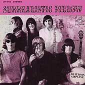 Surrealistic Pillow, Jefferson Airplane, Very Good Import, Original recording re