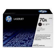 ORIGINALE HP Hewlett Packard Q7570A/70A Nero STAMPANTE LASER CARTUCCIA DEL TONER