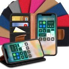 FUNDA PLEGABLE APPLE IPHONE Protectora Protección Bolsa Cubierta Del Teléfono