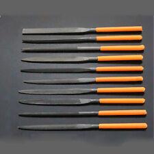 Holzbearbeitung Holz Schleifen Raspelwerkzeuge Nadelfeile Dateien Gelb Griff