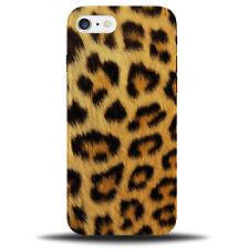 Leopard Print Phone Case Cover   Orange Skin Design Patterned Pattern a870