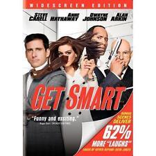 Get Smart (DVD, 2008) FULL SCREEN FREE SHIPPING