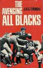 Tutti neri per isole britanniche & Francia 1972/3 JBG Thomas