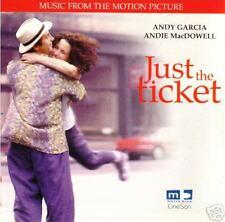 Just The Ticket - 1999-Original Movie Soundtrack CD