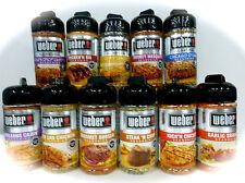WEBER  Seasoning Blend Mix Pick one