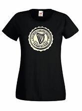 T-shirt Maglietta donna J1133 Funny Beer Guinness Inspired