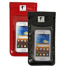 Samsung Galaxy S2 Red Handy Smartphone Tasche Lenkertasche wasserdicht