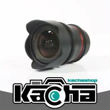 SALE Samyang 10mm T3.1 ED AS NCS CS VDSLR Lens t/3.1 for Nikon F Mount
