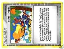 POKEMON WORLDS 08 N° DP25 VENTO TROPICAL en PORTUGAIS