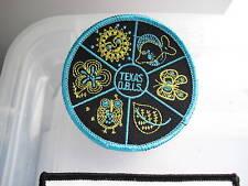Embroidered Uniform Patch Texas OBIS